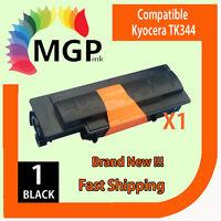 1x Compatible toner Cartridge TK344 TK-344 for Kyocera FS2020D FS-2020D Printer