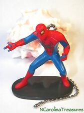SPIDERMAN MARVEL COMICS COMICBOOK CEILING FAN CHAIN LIGHT SWITCH PULL NEW