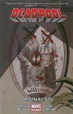 Deadpool Volume 6: Original Sin (marvel Now) by Brian Posehn, Gerry Duggan (Pape