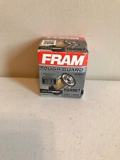 Fram TG4967 Tough Guard Oil Filter
