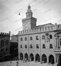 VINTAGE-negativo-Bologna-Italia - ITALY-ITALIA-ARCHITETTURA EDIFICIO - 1930er-6