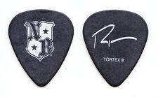 Nickelback Ryan Peake Signature Black Guitar Pick - 2006 Tour