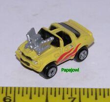 Micro Machines Chevrolet Camaro Z28 Chevy Galoob Plastic