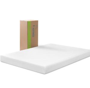 6 inch Memory Foam Mattress Full Size Bed Cool Firm Sleep NEW Spa Sensations