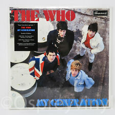 The Who My Generation Deluxe Edition Double Vinyl LP Sealed Remixed in stereo