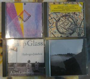 Lot 4 CD - Philip Glass