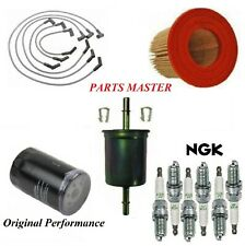 Tune Up Kit Filters Spark Plugs For FORD MUSTANG V6 3.8L 2001-2004