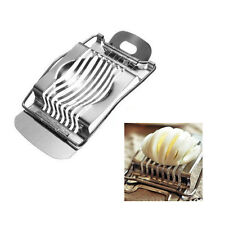 Stainless Steel Boiled Egg Slicer Section Cutter Tomato Cutter For CookingZ0W