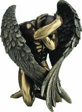 Nude Male Angel/Cold Cast Bronze Statue 16 cm / 6.3inches)
