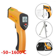 Taotuo HM04004401 Laser Sight Infrared Thermometer Temperature Gun
