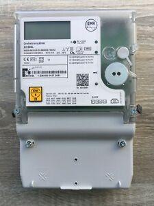 Drehstromzähler EMH ED300L 5/60 Amp. geeicht 2021-2029 Rücklaufsperre