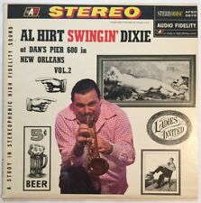 Al Hirt Swingin' Dixie at Dan's Pier 600 in New Orleans Vol. 2 EX Vinyl LP 1959