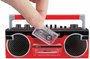 TAKARA TOMY Toy SHOWA MINI RADIO CASSETTE RECORDER from Japan