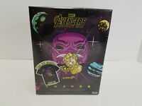 Funko Pop Tee T SHIRT Metallic Thanos Exclusive Infinity War SIZE XL EXTRA LARGE