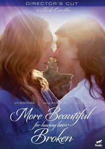 More Beautiful for Having Been Broken LESBIAN DVD 2020 Zoe Ventoura FREE POST
