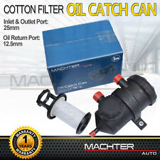 New Cotton Filter Uni Oil Catch Tank Can Breather Turbo 200 Engine Diesel Hilux