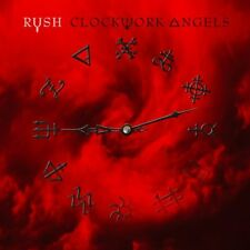 RUSH CLOCKWORK ANGELS 2012 CD PROGRESSIVE ROCK NEW