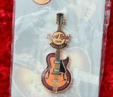 Hard Rock Cafe Pin NARITA Tokyo ELVIS PRESLEY '68 NBC-TV Comeback Special Guitar
