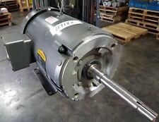 New Baldor 10 Hp 3 Phase Motor Wcm3711t 215tcz Frame