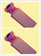 2pcs Water Level Sensor Depth of Detection Water Sensor for Arduino HF2
