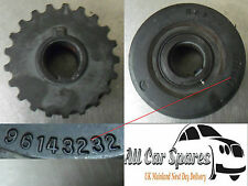 Daewoo Lanos Drive Pulley 1.6 16v 96143232