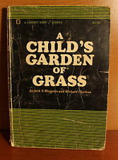 Margolis Clorfene A Child' s Garden of Grass 1969 1st Ed Marijuana Comedy