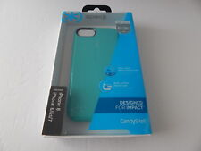 Speck Products CandyShell Case for iPhone 8/7/6/6s Jewel Teal/Mykonos Blue New