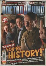 Doctor Who Magazine Issue 438 David Walliams, Bill Pullman, Albert Welling