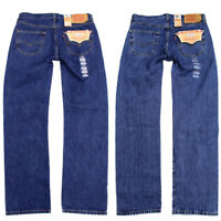 Levi's Strauss Men's Premium Big & Tall Straight Leg 501 Jeans