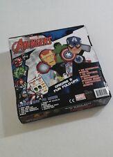 SUPERHERO ORIGAMI SET Marvel Avengers 9 Figure Paper Folding Kit PAPERCRAFT