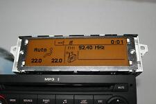 Peugeot 407 display screen, RD4 radio LCD Multi function clock dash Brand New!!!
