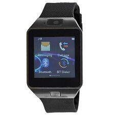 2017 Waterproof Bluetooth Smart Watch Phone for Android IOS Samsung HTC iPhone