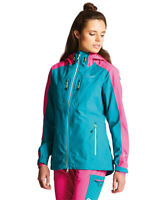 Dare2b Womens Surety Stretch Hiking Breathable Waterproof Jacket RRP £140