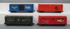 Weaver O Gauge Freight Cars: Crosley, Chrysler, DeSoto, Playboy [4] 2-Rail