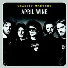 April Wine - Classic Masters [New CD] Rmst
