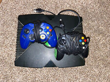 Original Classic  Xbox Console Only For Parts Repair Only With Mannual- No cords