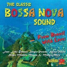 CD de musique album Bossa Nova pour Pop