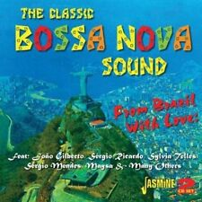 CD de musique Bossa Nova pour Pop