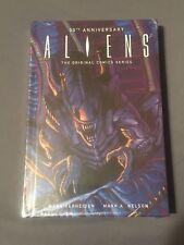 Aliens 30th Anniversary Original Comics Hardcover Dark Horse Loot Crate