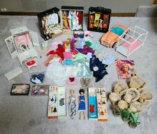 New ListingLot-Vintage 60's Barbie Ken Dolls, Case, Car, Clothes & Accessories!