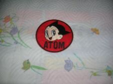 1 Brand New Tetsuwan Atom/Astro Boy Embroidered Anime Patch Dragon Ball Macross