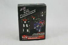 Transformers JB-01 HEADMASTER Evil Commander Nemesis Prime JUNKION BLACKSMITH