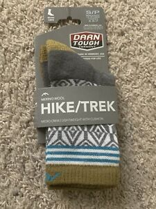 Darn Tough Hiker Crew Micro Cushion Sock - Women's Small 4.5-7