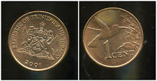 TRINIDAD ET TOBAGO    1  cent  2001   ANM