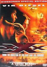 xXx (2002) Vin Diesel Samuel L.Jackson Asia Argento Danny Trejo Martin Csokas