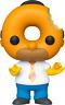FUNKO POP VINYL the Simpsons homer donut head exclusive preorder
