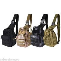 Outdoor Shoulder Military Tactical Backpack Camping Travel Hiking Trekking Bag..
