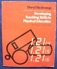 Developing Teaching Skills in Physical Education SB book Daryl Siedentop