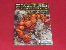 MARVEL HEROES (v3) 12 FEAR ITSELF PANINI COMICS TRES BON ETAT