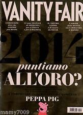 VANITY FAIR=N°52 2013=JENNIFER LAWRENCE=MARISSA MAYER=LUCA CAPRAI